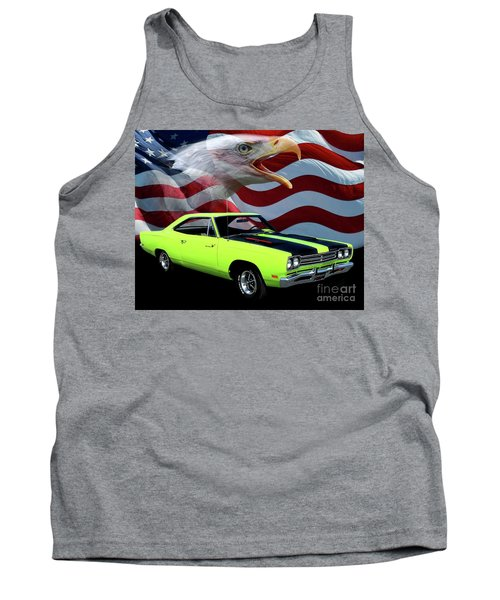 1969 Plymouth Road Runner Tribute Tank Top