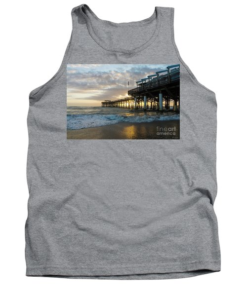 1st Sunrise 2017 Cocoa Beach Tank Top