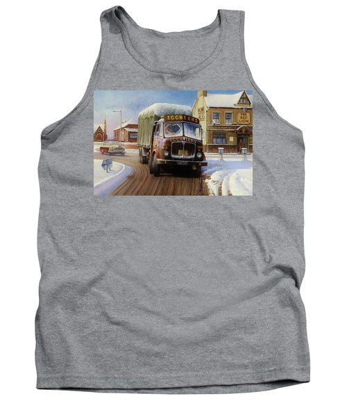 Aec Tinfront Tank Top by Mike  Jeffries