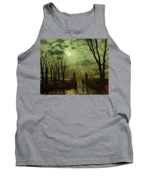 At The Park Gate Tank Top
