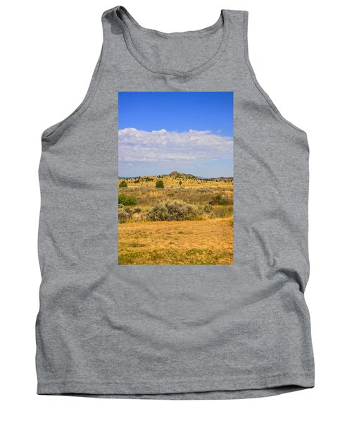 Big Sky Country Tank Top by Chris Smith