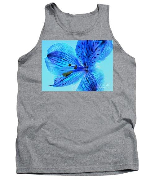 Blue Summer II Tank Top