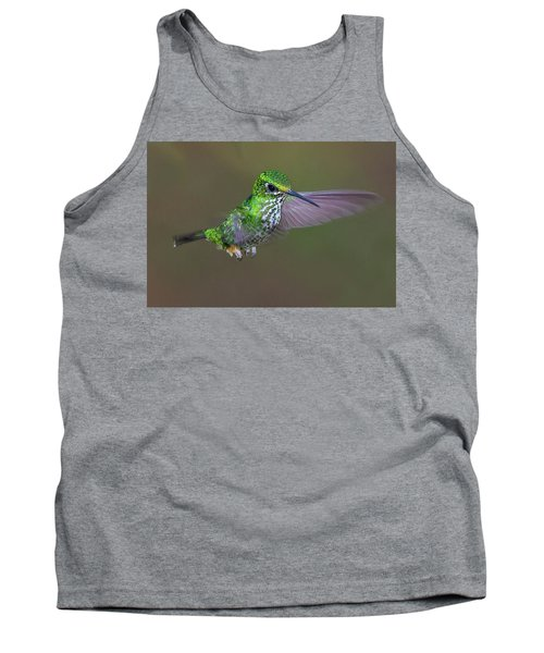Booted Racket-tail Tank Top