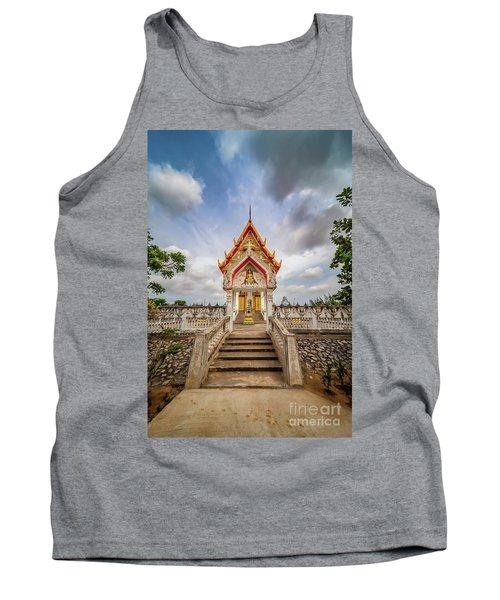 Buddhist Temple Tank Top