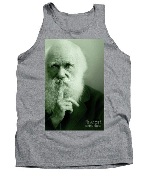Charles Darwin Tank Top