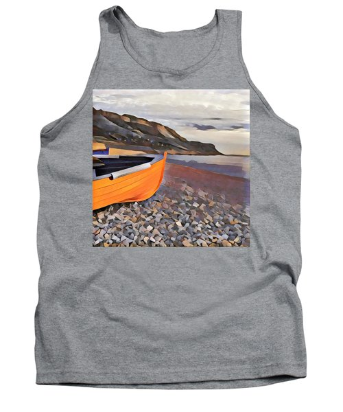 Chesil Beach Tank Top