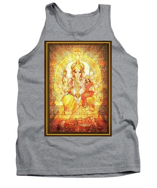 Ganesha Ganapati - Success Tank Top