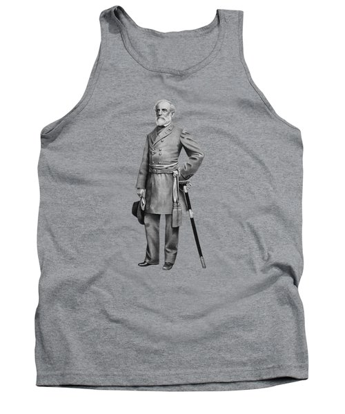 General Robert E. Lee Tank Top by War Is Hell Store