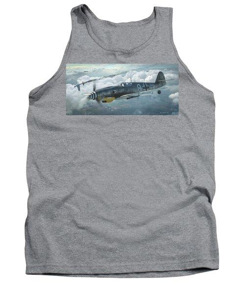 Bf109  G10 Messerschmitt Tank Top