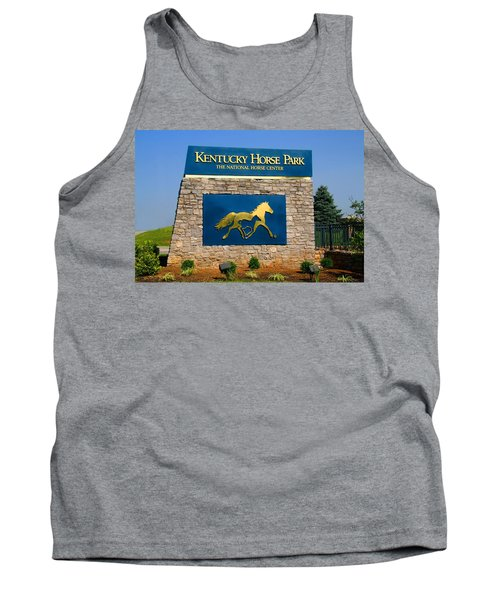 Kentucky Horse Park Tank Top