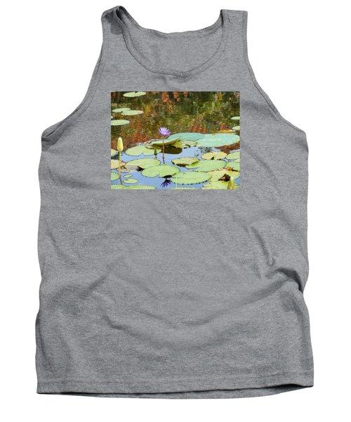 Lily Pond Tank Top