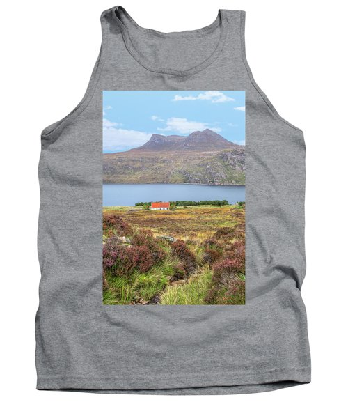 Little Loch Broom - Scotland Tank Top