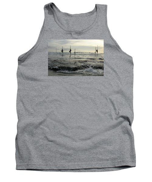 Tank Top featuring the photograph Long Beach Kogalla by Christian Zesewitz