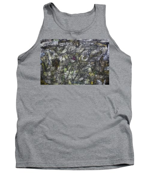 Loved And Lost Tank Top by Ronex Ahimbisibwe