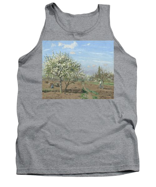 Orchard In Bloom Tank Top