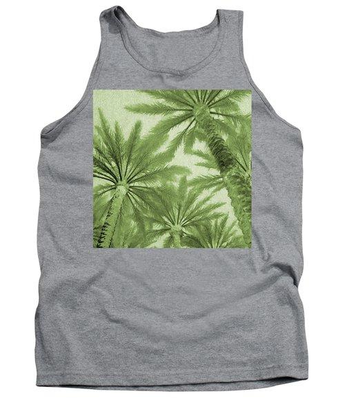 Palm Trees On My Mind Tank Top