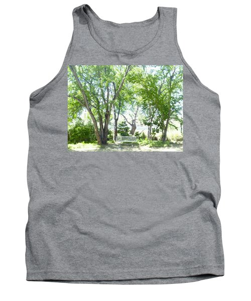 Ponce, Urban Ecological Park Tank Top