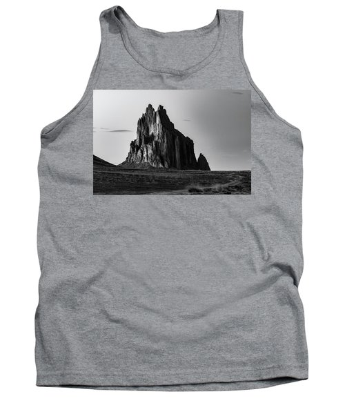 Remote Yet Imposing Tank Top by Jon Glaser