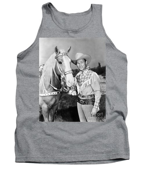 Roy Rogers Tank Top by Granger