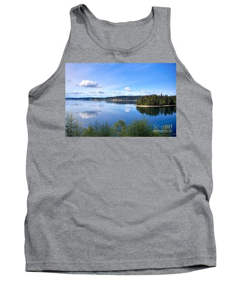 Serenity Tank Top by Sean Griffin