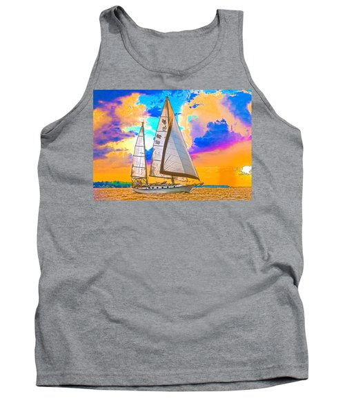 Shannon 38 Tank Top