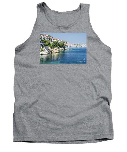 Skiathos Island, Greece Tank Top