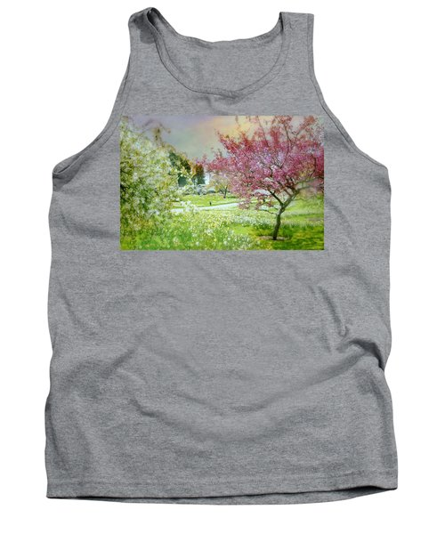 Tank Top featuring the photograph Solitude by Diana Angstadt