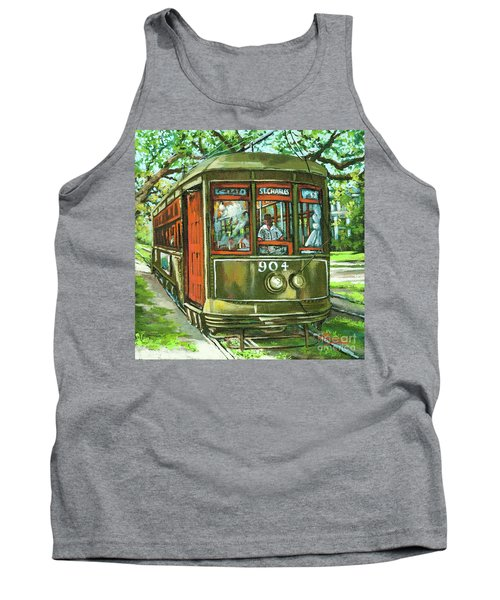 St. Charles No. 904 Tank Top by Dianne Parks
