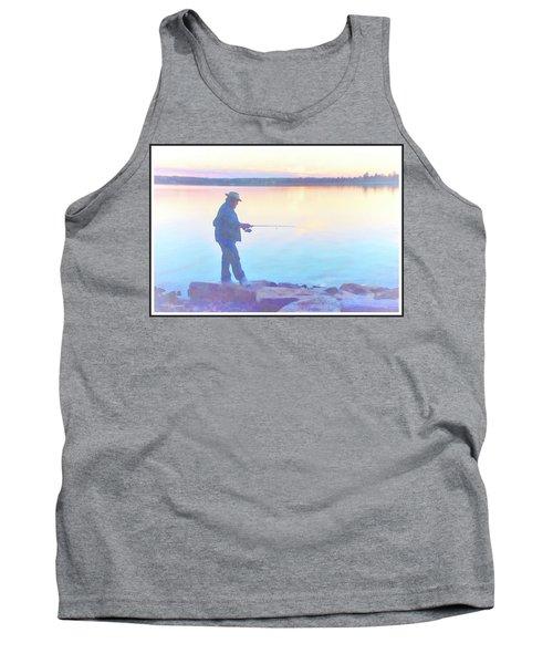 Sunrise Fisherman Tank Top