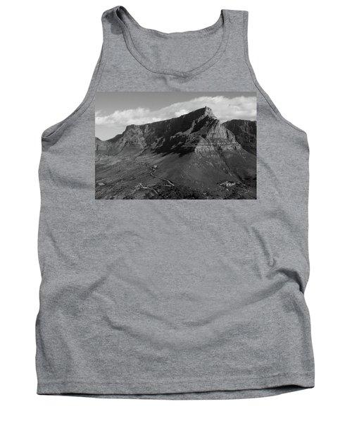 Table Mountain - Cape Town Tank Top
