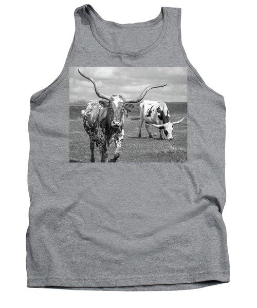 Texas Longhorns Tank Top
