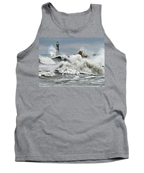 The Angry Sea Tank Top