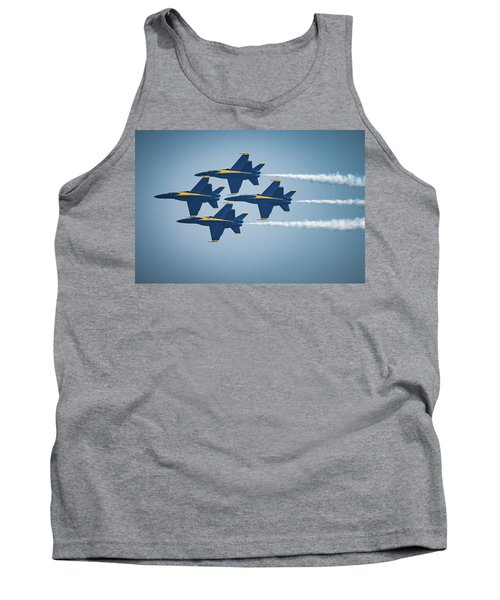 The Blue Angels Tank Top