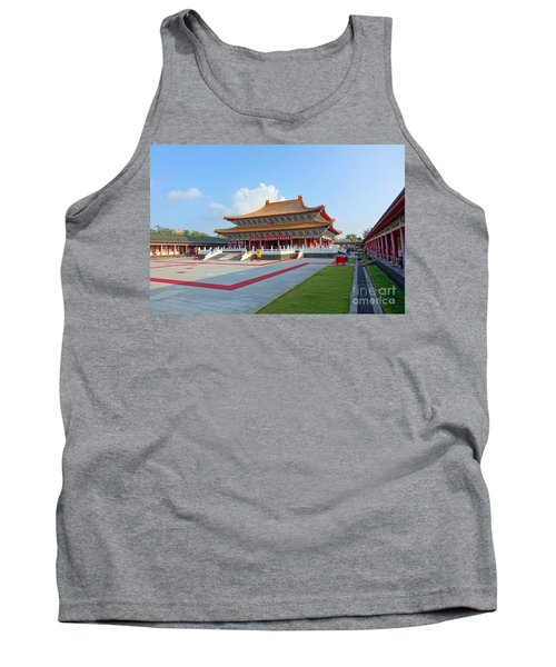 The Confucius Temple In Kaohsiung, Taiwan Tank Top