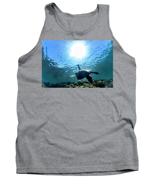 Turtles View Tank Top