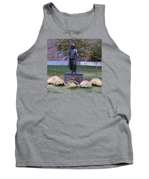 Tank Top featuring the photograph Untitled by Dorin Adrian Berbier