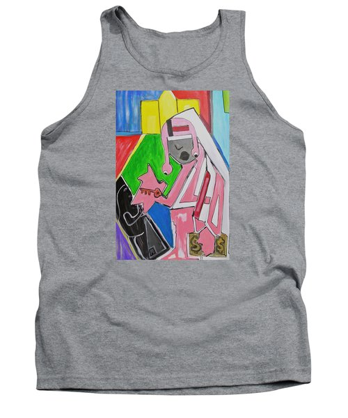 Untitled Tank Top by Jose Rojas