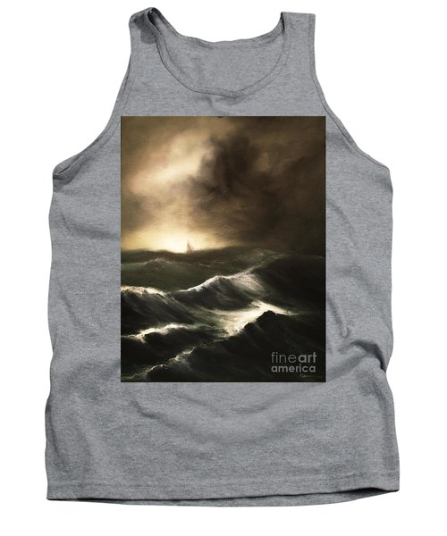 Untitled Tank Top by Stephen Roberson