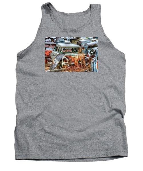 Wagon Tank Top