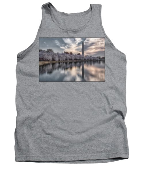 Washington Sunrise Tank Top