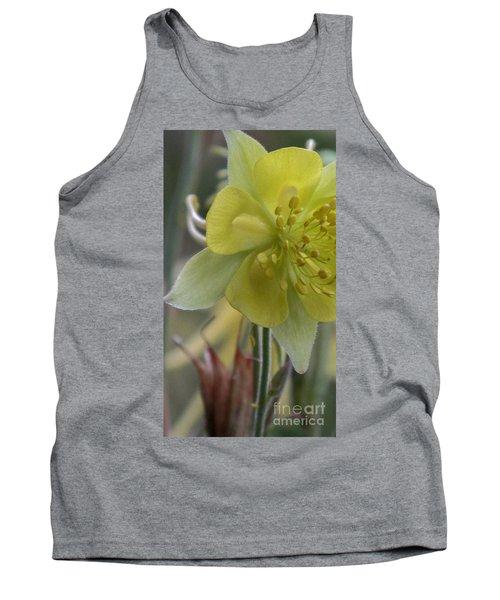 Yellow Flower 4 Tank Top