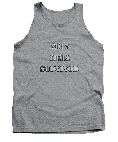 2017 Irma Survivor Tank Top