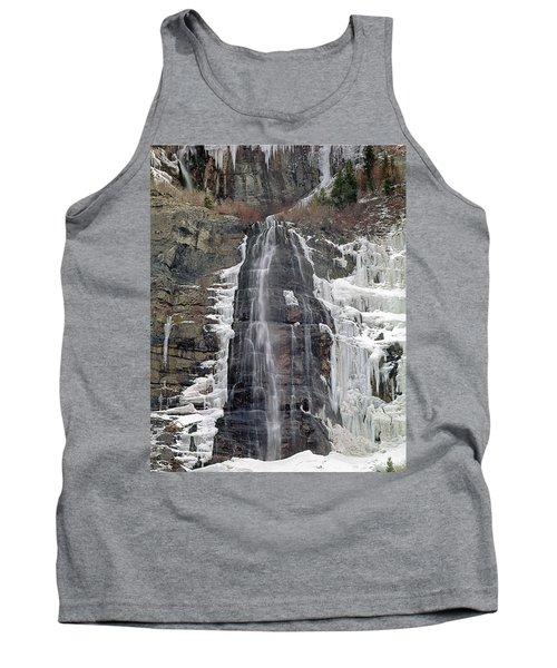 212m40 Bridal Veil Falls Utah Tank Top