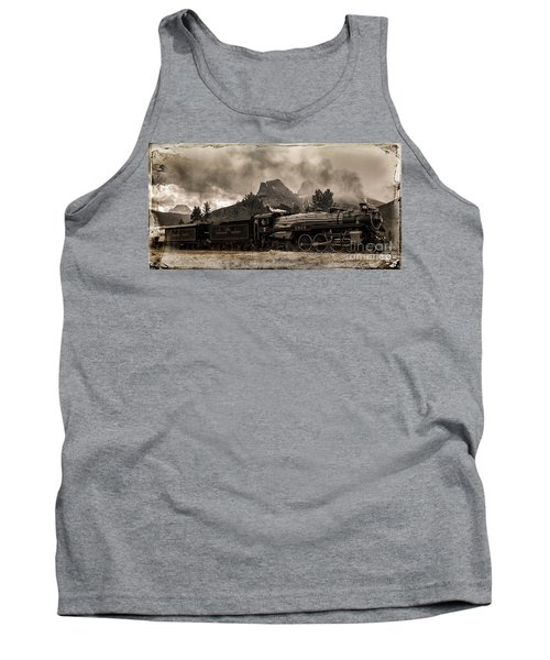 2816 Empress At Three Sisters - Canmore Tank Top