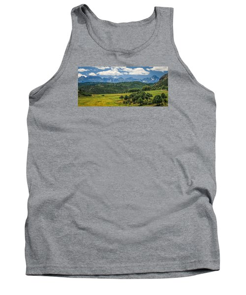 #2918 - Sneffles Range, Colorado Tank Top