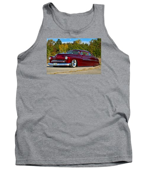 1951 Mercury Low Rider Tank Top by Tim McCullough