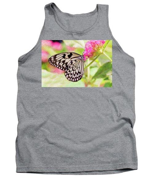 Butterfly Tank Top