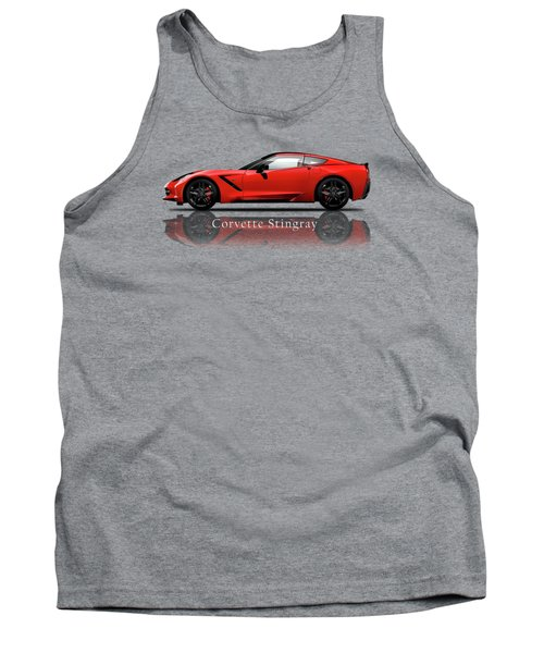 Chevrolet Corvette Stingray Tank Top