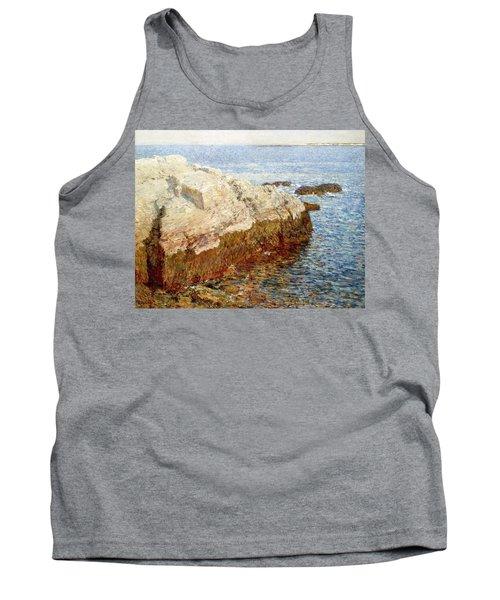 Cliff Rock - Appledore Tank Top