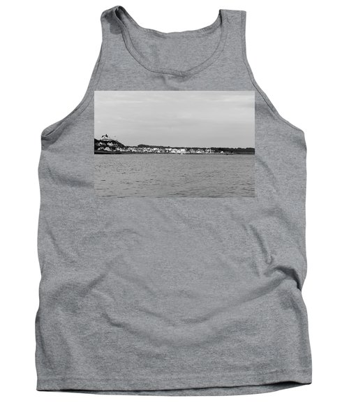 Coastline At Molle In Sweden Tank Top